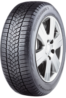 Winter Tyre FIRESTONE WINTERHAWK 3 205/55R16 91 H